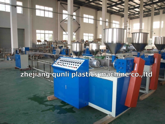 oral liquid drinking straw making machine