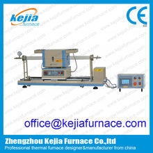 CVD & Single Crystal Growth Tube furnace for longer single wall nano carbon tube (SWCT)