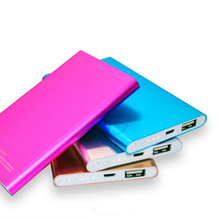 OEM logo Customized mobile battery charger power bank 5000 mah
