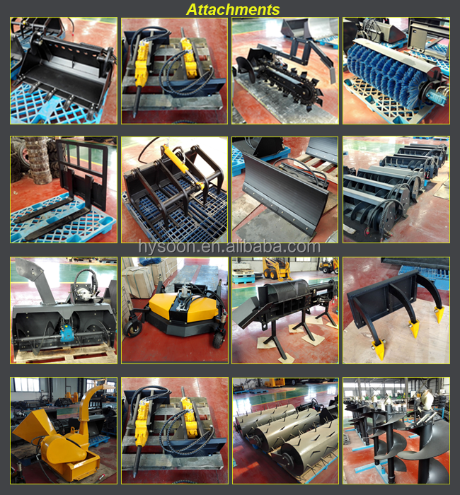 Chinese Bobcat skid steer loader accessories mounted forklift.png