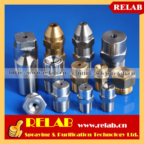 Paper Industry Water Jet Stainless Steel Full Cone Nozzle
