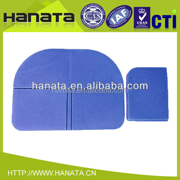 Stadium Seating Plastic Outdoor Seat Cushion
