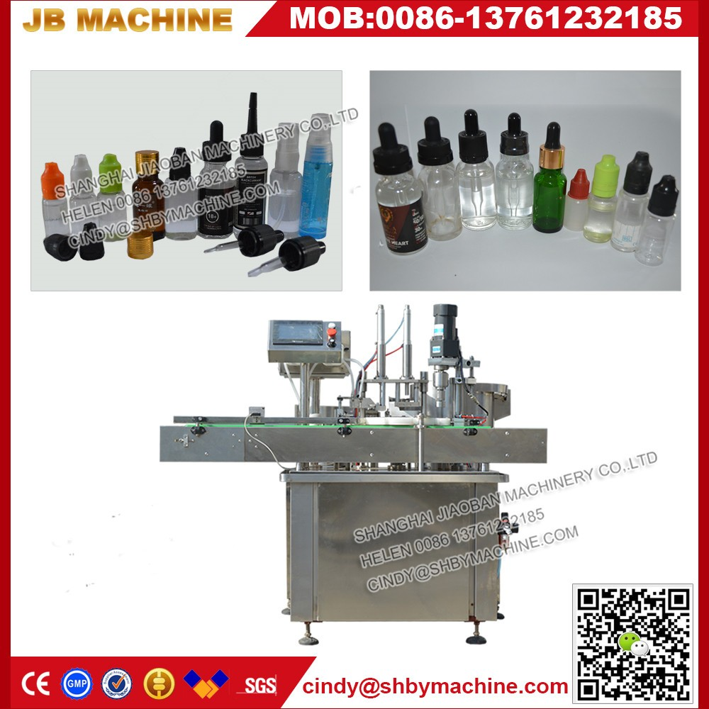 High Quality Mosquito repellent liquid filling and capping and labeling machine
