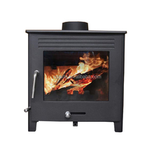 Contemporary Steel Wood Burning Stove