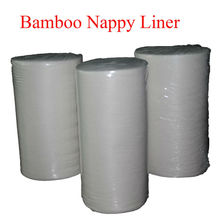 2013 Alva disposable Bamboo nappy liners
