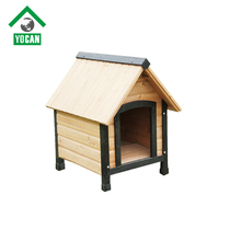 wooden For sale cheap dog kennels