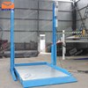 Electric two post car lift for home use