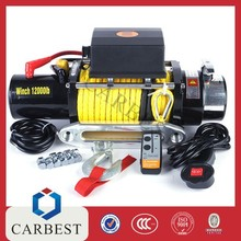 High Quality Engine Parts 12v Electric Winch 12000lb