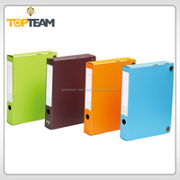 Chinese Manufacturer pp suspension file,stationery box file,offic a4 file folder