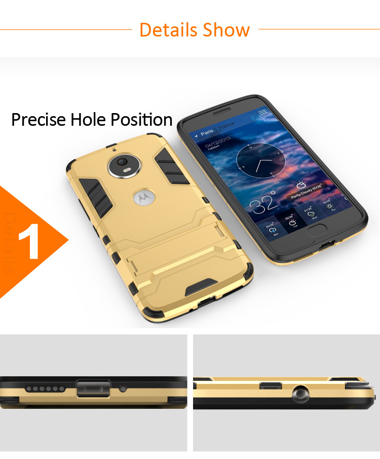 Best Price mobile phone accessories cover for motorola moto g6 shockproof hybrid phone case