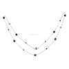 18K Gold Plated 925 Sterling Silver Necklace From India