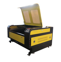 CE approved textile pvc plastic laser engraving cutting machine from Shenhui