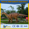 China Costume Dinosaur realistica High Quality Animated Dinosaur Costume 3D Animatronic model