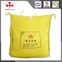 Eco-friendly polypropylene jumbo fibc big bag