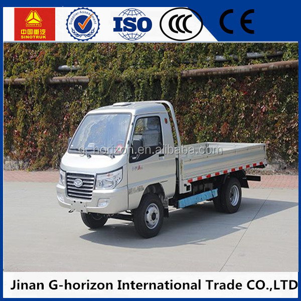 Hot Sale 0.5 Ton Mini Cargo Truck