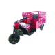 Extra guardrail load extra height tricycle cargo bike three wheeler cargo three-wheel motorcycle