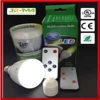 Magic mini 3w D70*115-145 2800-7000k led torch bulb, emergency led bulb light with built-in battery