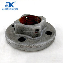 OEM customized steel sand casting machinery parts