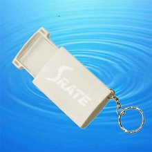 MG84030 4X LED Lighted Folding Keychain Pocket Card Magnifier