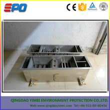 canteen grease trap of stainless steel fabricated