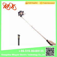 Aluminum Bluetooth Selfie Stick Wireless Extendable Monopod With High Quality Wireless Monopod Selfie Stick