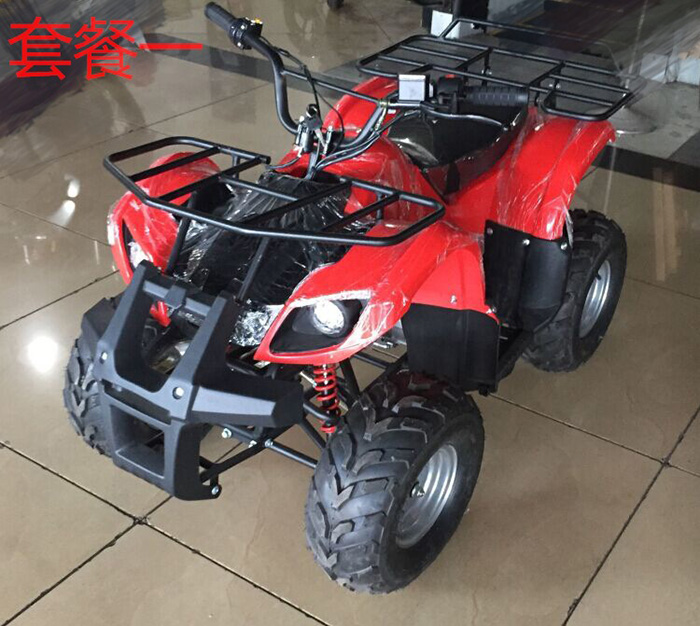 125cc/150cc/200cc Newest Engine Farm ATV/ Farm UTV with Reverse Gear Hot Sale