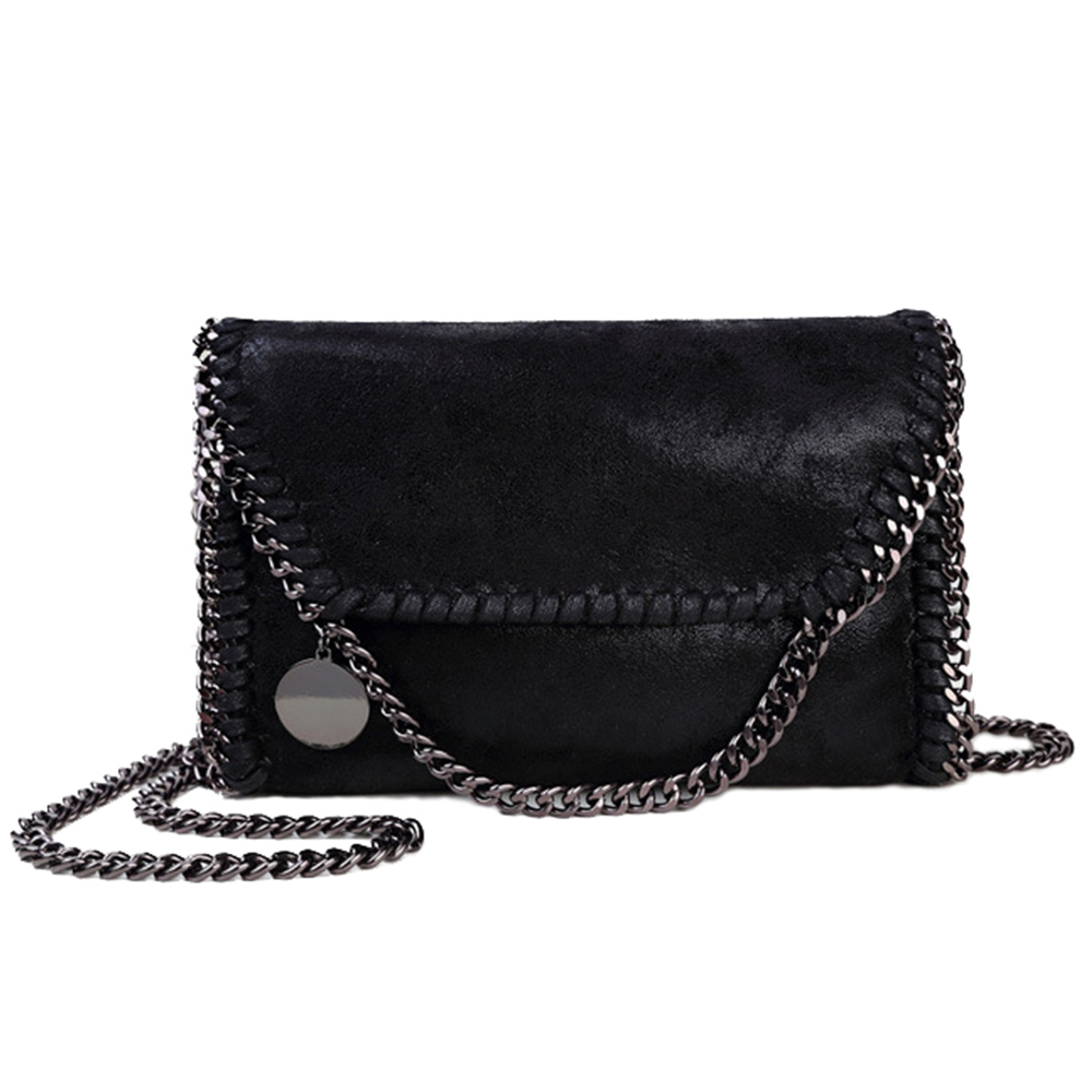 Women Crossbody Messenger Chain Bags Pu Fashion <strong>Shoulder</strong> Tote Evening Hobo Borsa Clutch Bolso Female Handbags Wholesale
