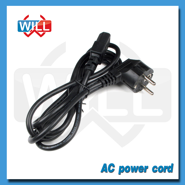 Laptop Computer Power Cords with Molded Plug
