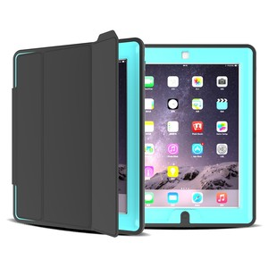 Wholesale Phone Accessories For iPad 2 3 4 Universal leather Case For Tablet For iPad