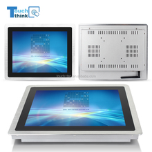 12 inch Embedded Industrial Resistive Touch Screen 1000nit Sunlight Readable Panel PC