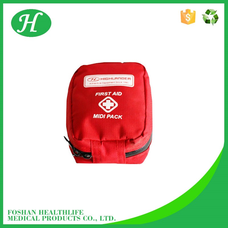 China supplier medical equipments military survival emergency kit