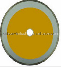 diamond disc for cutting glass