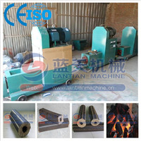 Best selling peanut shell extruder machine