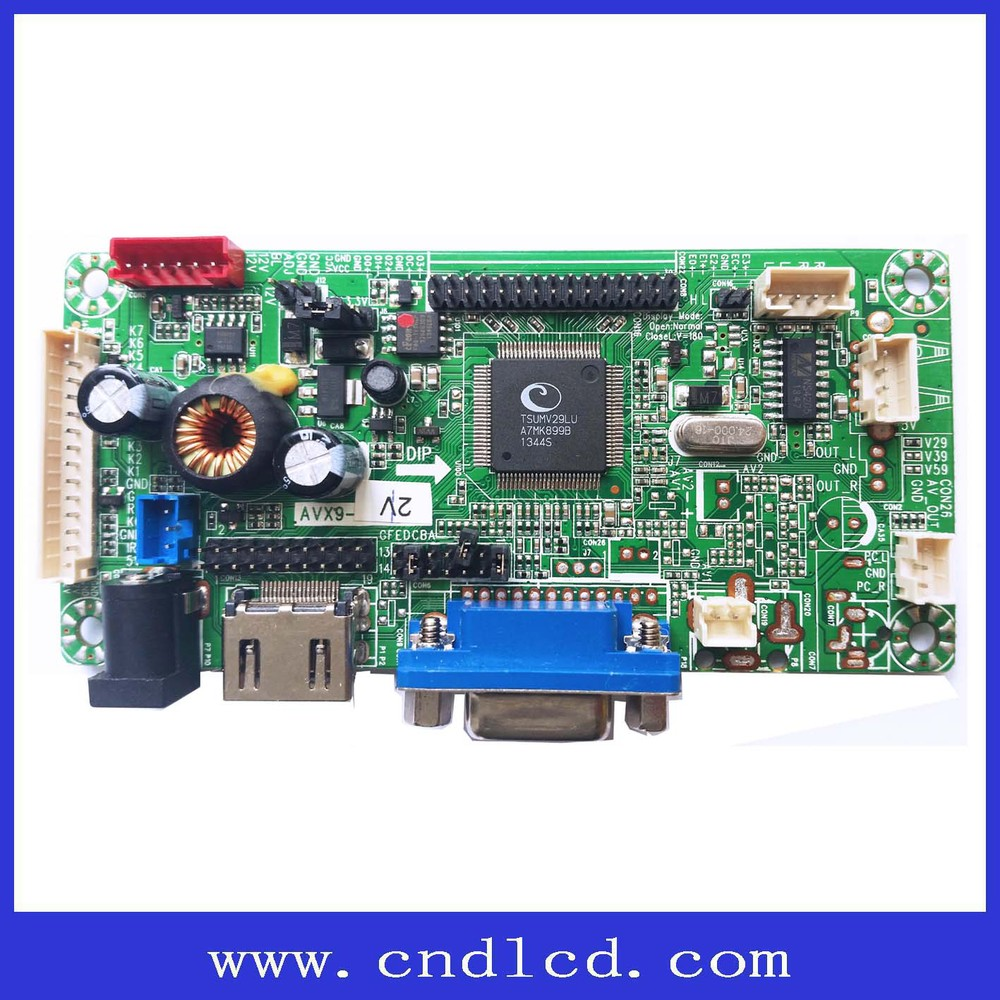 Hot Sale MotherBoard for LCD Monitor