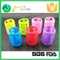 2015 new product china wholesale water bottle cover silicone