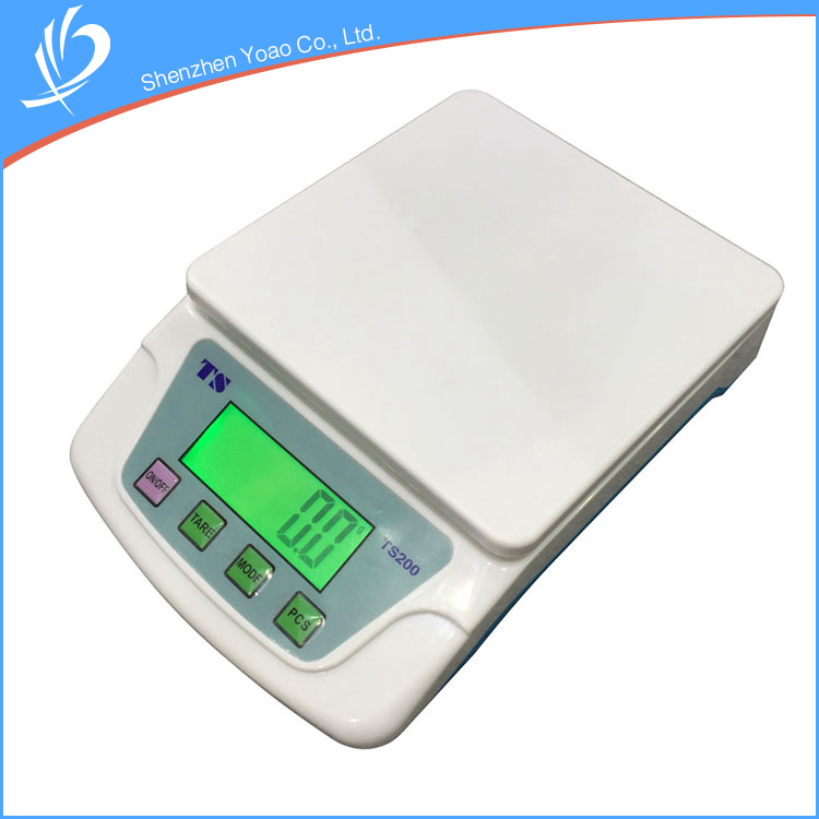 Lcd Screen Mini 10kg Weight Digital Gram Weigh Scale For Pos