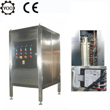 FI10344 Automatic continuous chocolate tempering machine