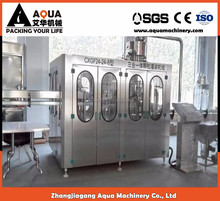 Food and beverage machinery juice filling processing equipment cost