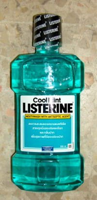 listerin coolmint