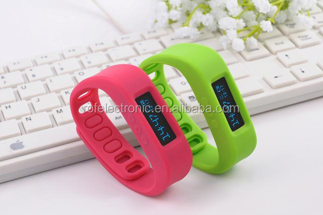 health bracelet bluetooth, suitable for Apple & Android; App connector, bluetooth bracelet; phone watch;