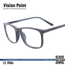 2017 Latest Style Acetate Eyewear frames With Wooden Effect