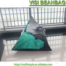 New style the Statue of Liberty washable cover sofa bean bag,square bean bag chairs
