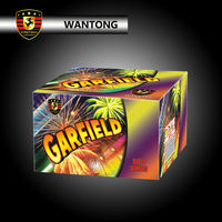 100 shots cake fireworks/salutes fireworks supplies