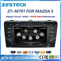 ZESTECH Factory OEM car audio for mazda 3 2004 2005 2006 2007 2008 2009 with car audio system car accessories