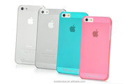 China Supplier and Hot sell ultra slim case for iPhone 5