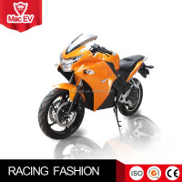 Fashion style high speed long range cheap best new electric motorcycle