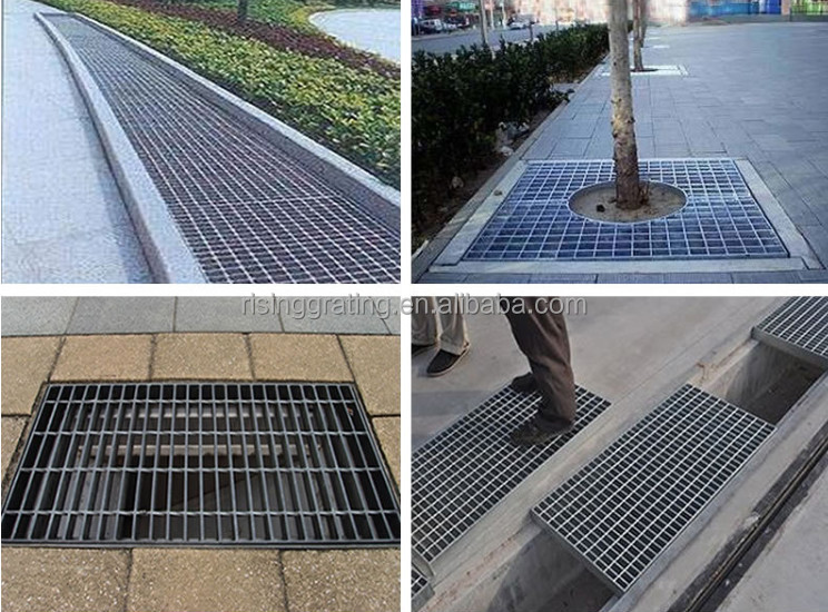 Heavy Duty Outdoor Trench Drain Grating Cover Buy