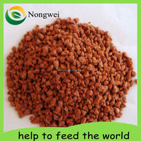 Red color granular agricultural grade kcl price