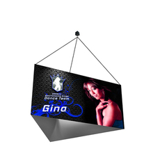 Wall Mounted Ceiling Scrolling Display Systems Flutter Banner