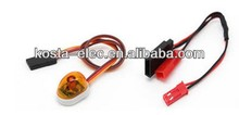 Recovery Vehicle Single LED Light Amber